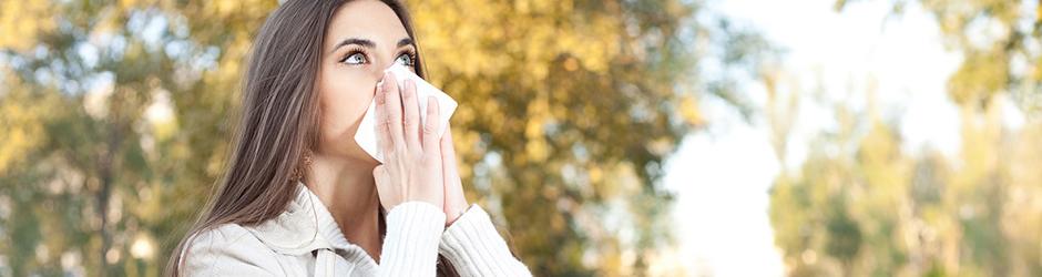 АСИТ-терапия - лечение сезонной аллергии